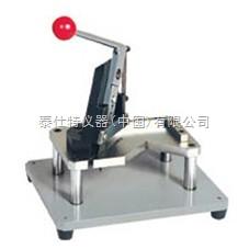 竖压强度切角机/纸板切角机/试样切角机日常保养