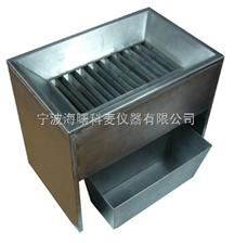 不锈钢横格式分样器HGG-II型