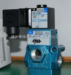 MAC,MAC气缸,MAC电磁阀,MAC传感器,MAC气管55B-12-PI-111JA