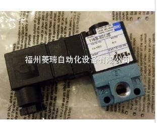 MAC,MAC气缸,MAC电磁阀,MAC传感器,MAC气管116B-501JB 24VDC
