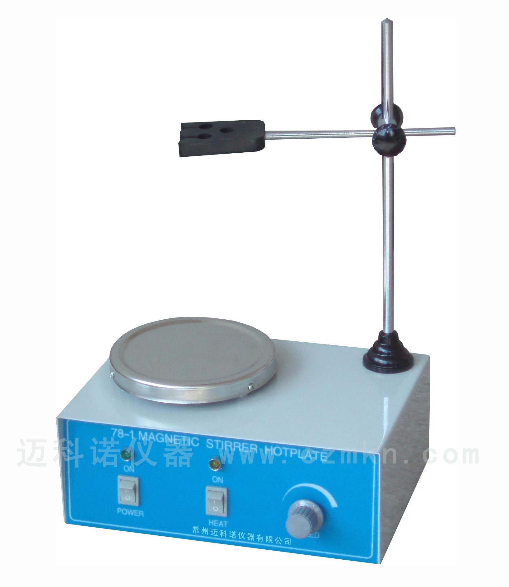 78-1 磁力加热搅拌器
