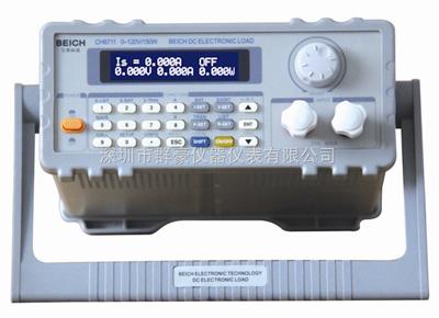 常州贝奇智能型直流电子负载ch8715