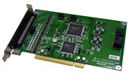 伺服电机控制卡;多轴运动控制卡