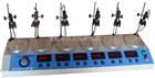 HJ-6A多头数显恒温磁力搅拌器