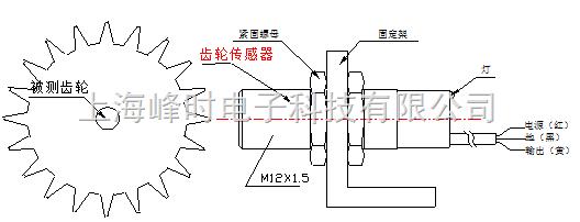 传感器 速度传感器 上海峰时电子科技有限公司 传感器电磁开关 传感器
