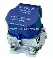 美国MOOG电液伺服阀J761SVC系列