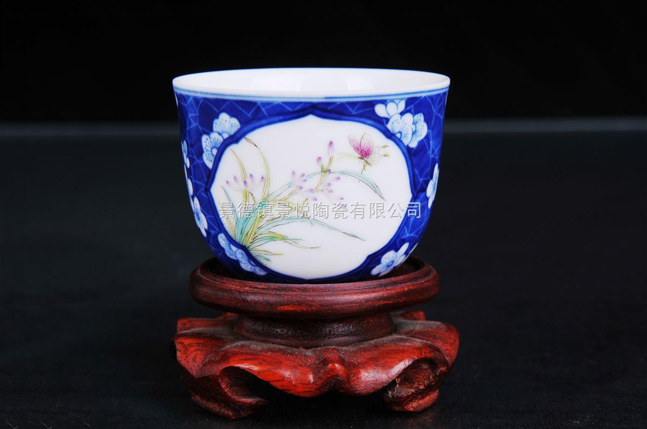 景德镇手绘陶瓷茶具专卖