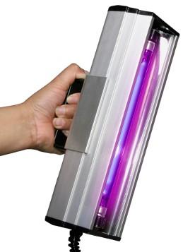 手持式紫外线消毒灯