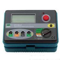 DY30-2(2500V)数字式绝缘电阻测试仪