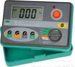 DY30-1數字式絕緣電阻測試儀