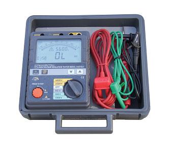 MODEL 3125数字绝缘/导通电阻表(兆欧表)
