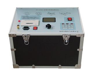 抗干扰介质损耗测试仪