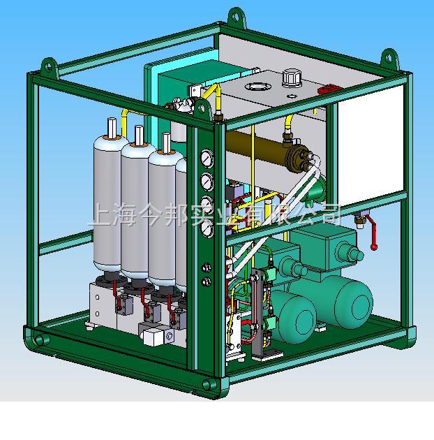 pt0570软管耐压试验台