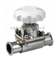 G49J衛生級不銹鋼隔膜閥