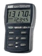 TES-1318、TES-1317白金电阻温度计-台湾泰仕
