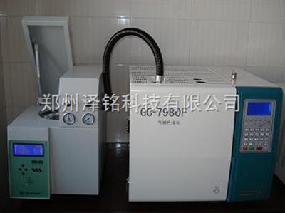 GC7980F司法鉴定酒精检测仪  血液酒精含量检测报告  血液酒精化验仪