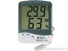 TA218C大屏幕電子溫濕度計