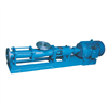 G型單螺杆泵|耐腐蝕螺杆泵|汙泥螺杆泵