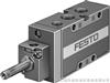 festo电磁阀MFH-5-1/4-L-S-B-EX