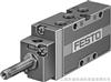 festo电磁阀MFH-5-1/8-S-B