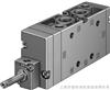 FESTO电磁阀MFH-5-3/8-L-S-B-EX