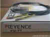 KEYENCE光纤传感器FU-77