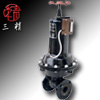 EG6k41wJ<br>英标气动衬胶隔膜阀 (常开式)