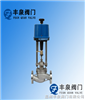ZSAP电子式电动顶导向调节阀