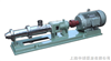 FG型耐腐蝕螺杆泵|不鏽鋼螺杆泵|G型單螺杆泵