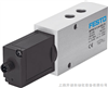 比例方向控制阀 MPYE-5-3/8-010-B低价FESTO电磁阀