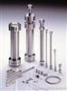 316L制备色谱柱/耐高压不锈钢色谱柱/中压层析柱