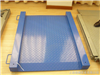 SCS超低台面电子地磅小推车过磅称量磅秤(0.5T-2T)