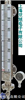 UHZ-206耐强腐蚀型磁浮子液位计|UHZ-206|
