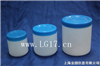 250ML(帶內蓋)藍蓋塑料直身瓶(油墨罐)