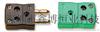 IS-K-MQ IS-K-FQ IEC标准热电偶插头插座 IS-Q系列热电偶插头插座