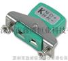 IM-K-SSPFQ IEC标准面板式热电偶插座 IM-SSPFQ系列热电偶插座