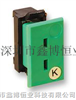 IM-K-FF IM-K-FF热电偶插座 IEC标准面板式热电偶插座