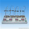 HJ-4(A)HJ-4(A)多头(数显)磁力加热搅拌器