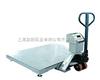 仓库*6吨上海手推移动电子磅厂家 电子磅报格