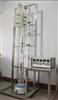 RYJL-05高校实验室反应精馏装置,玻璃反应精馏塔的设计,催化精馏实验装置