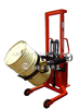 SCS油桶搬運車秤,油桶搬運稱,圓桶搬氣動倒桶秤