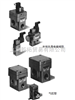 -日本SMC带逆流功能的过滤减压阀,VXD2130E-044GR1,SMC减压阀