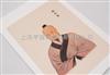 中医名人挂图:十大名医 宣纸画像 张仲景画像(卡片)