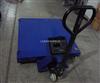SCS-KS-H1C可移动带平台地磅秤,便携式带滚轮地磅