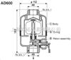 AD402-04現貨SMC自動排水器,進口SMC自動排水器