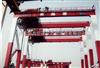 电厂烟筒安装平台电厂烟囱安装平台