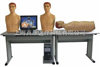 KAB/GGF(网络版)智能化心肺检查和腹部检查教学系统(学生实验机)
