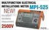 MPI-525|MPI-525多功能电气测试仪|MPI-525多功能安规测试仪